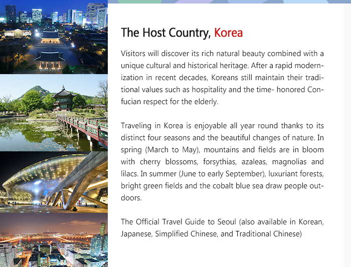 The Host Country, Korea